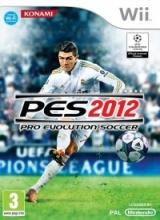 PES 2012 - Pro Evolution Soccer - Wii