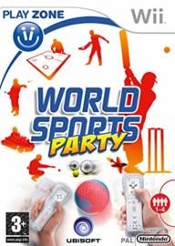 World Sports Party - Wii