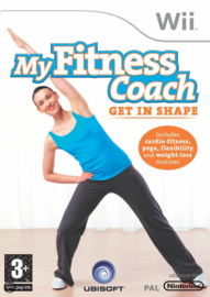 My Fitness Coach Get in Shape - Wii