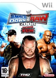WWE SmackDown vs. Raw 2008 - Wii