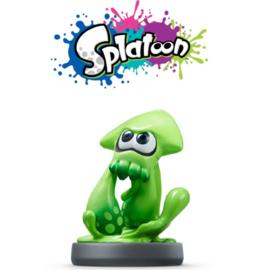 Inkling Squid Groen - Splatoon Editie