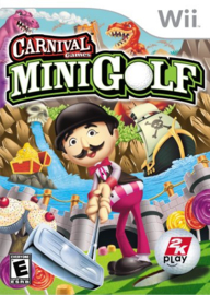 Carnival Games Mini-Golf - Wii