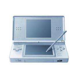 Nintendo DS Lite Zilver