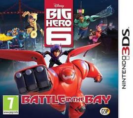 Big Hero 6 Battle in the Bay - 3DS