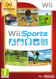 Wii Sports Nintendo Selects - Wii