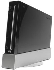 Zwarte Wii ( Zeer gebruikt )