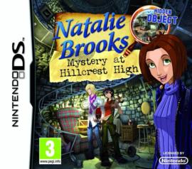 Natalie Brooks Mystery at Hillcrest High - DS