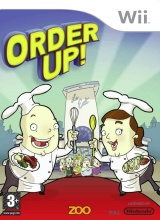 Order Up! - Wii