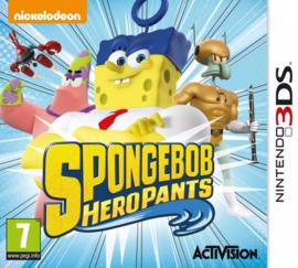 Spongebob Hero Pants - 3DS