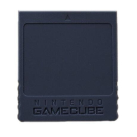 Gamecube Memorycar 251 Blocks Nintendo