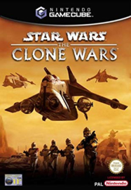 Star Wars The Clone Wars (Losse Disc) - Gamecube