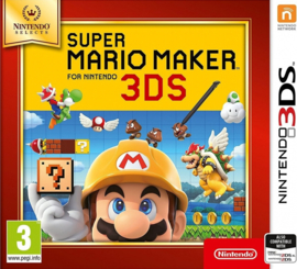 Super Mario Maker Nintendo Selects