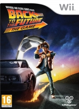 Back to the Future The Game - Wii