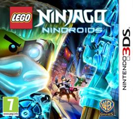 LEGO Ninjago Nindriods - 3DS