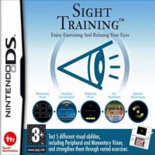 Sight Training: Enjoy Exercising And Relaxing Your Eyes - DS