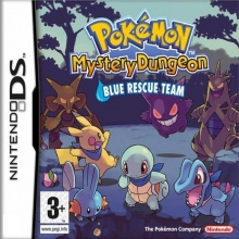 Pokémon Mystery Dungeon: Blue Rescue Team (zonder handleiding) - DS