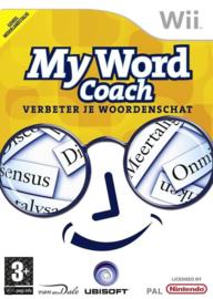 My Word Coach Verbeter je Woordenschat - Wii
