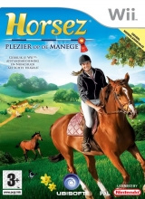 Horsez Plezier op de Manege - Wii