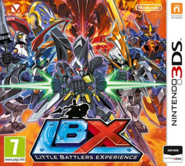 Little Battlers eXperience - 3DS