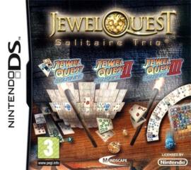 Jewel Quest Solitaire Trio - DS
