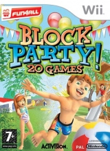 Block Party 20 Games - Wii
