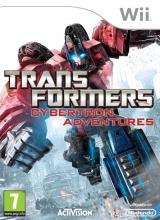 Transformers Cybertron Adventures (zonder handleiding) - Wii