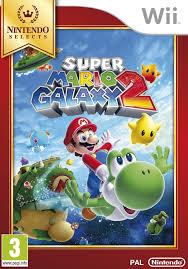 Super Mario Galaxy 2 Nintendo Selects - Wii