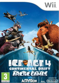 Ice Age 4 Continental Drift - Arctic Games - Wii