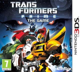 Transformers The Game - 3DS