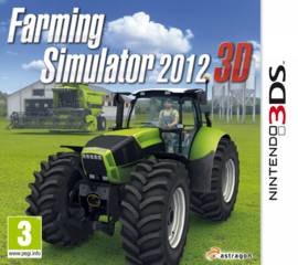 Farming Simulator 2012 - 3DS