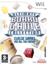 Ultimate Board Game Collection - Wii