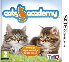 Cats Academy - 3DS
