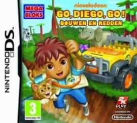 Go Diego Go! Bouwen & Redden