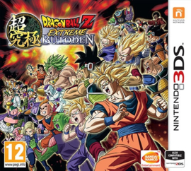 Dragon Ball Z Extreme Butoden -3DS