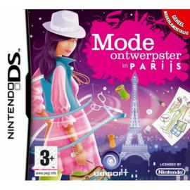 Modeontwerpster in Parijs - DS