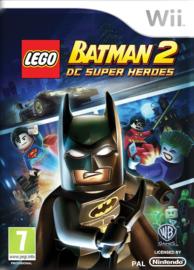 Lego Batman 2 DC Super Heroes - Wii