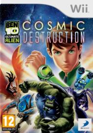Ben 10 Ultimate Alien Cosmic Destruction - Wii