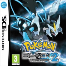 Pokemon Black Version 2 - DS