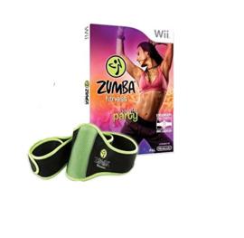 Zumba Fitness & Fitness Belt - Wii