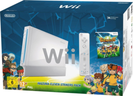 Inazuma Eleven Strikers Wii Pack in doos