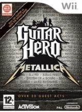 Guitar Hero Metallica - Wii