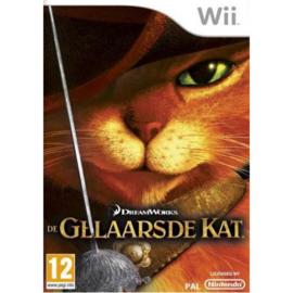 De Gelaarsde Kat - Wii