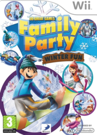 30 Great Games Family Party Winter Fun
