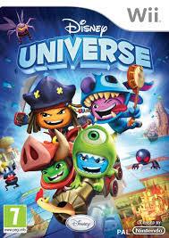 Disney Universe - Wii