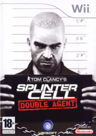 Tom Clancy's Splinter Cell Double Agent - Wii