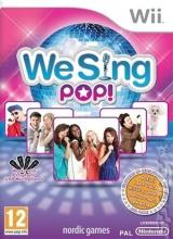 We Sing Pop! - Wii