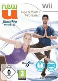 New U Fitness First Mind Body Yoga & Pilates