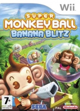 Super Monkey Ball Banana Blitz - Wii