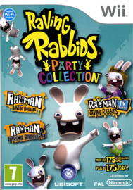 Raving Rabbids Party Collection - Wii