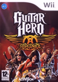 Guitar Hero Aerosmith - Wii